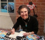 Maureen at Book Signing